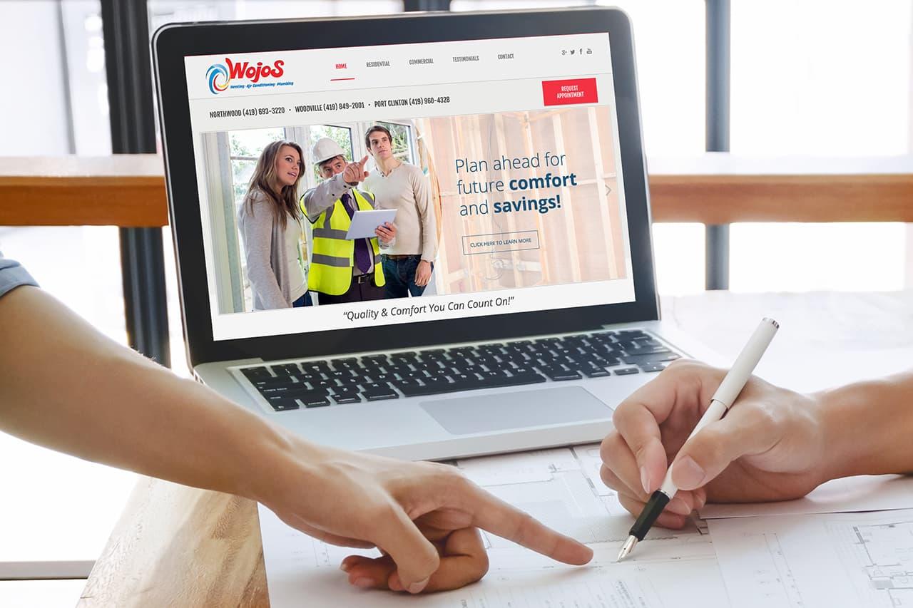 Wojo's - Homepage